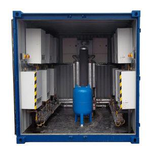 250kW Electric Container Boiler