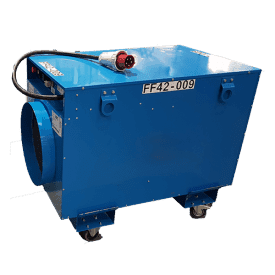 Fire-Flo FF42 industrial heater hire