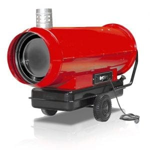 Oil Fired Heater Red Star 85