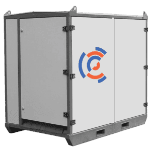 100 kW Packaged Boiler hire rental cross hire services
