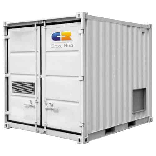 Product: 250kW Containerised Boiler