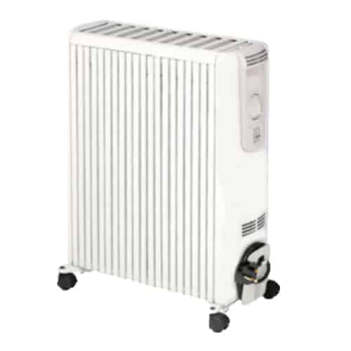 Electric Radiator Slendertherm Space Heater