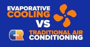 A True Comparison of Evaporative Cooling and Air Conditioning