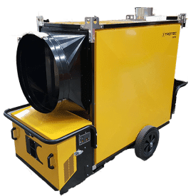 IDS 900 trotec High Output Indirect Heater hire