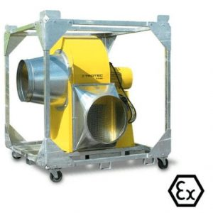 TFV 900 Ex Rated Industrial Extractor Fan