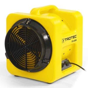 TTV 2500 S Air Mover Fan