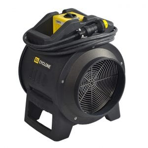 ATEX Rated Extraction Fan