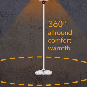 Patio Infrared Radiant Heater